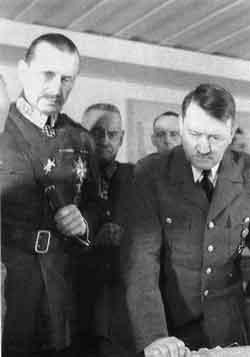 Гитлера финны не хотели участвовать в