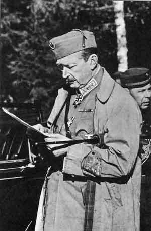 Вступление Финляндии в советско-германскую войну 1941-1945 гг. Был ли выбор у Хельсинки?